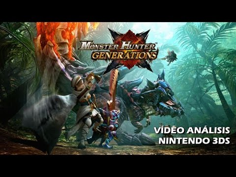 Monster Hunter Generations | Análisis español GameProTV