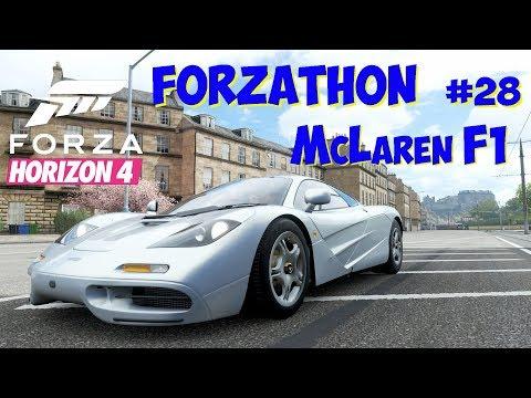 Forza Horizon 4 Forzathon McLaren F1 thumbnail