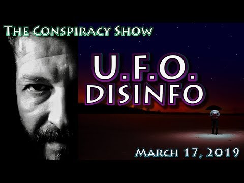 Disinformation Agents inside UFO Disclosure.... | TCS LIVESTREAM March 10