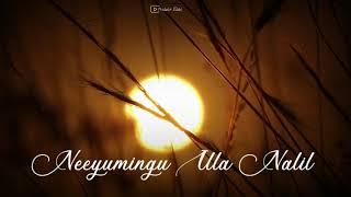 Love song || Nee Irukkum Nalil Ellam || tamil song || Predator Editz🐾