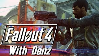LEVEL UP | Fallout 4 with Danz | Part 4
