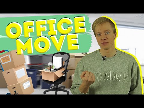 MOVING TIPS 2020 | OFFICE MOVE | MOVING HACKS