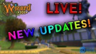 Wizard101 LIVE! | EMPYREA PART 2 TEST REALM!!