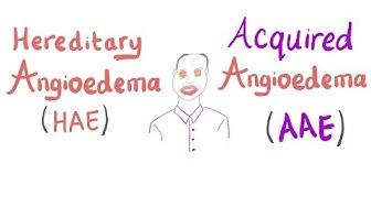 Hereditary Angioedema vs Acquired angioedema