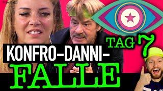 Danni RASTET völlig aus! Ina lästert! Promi Big Brother Folge 7