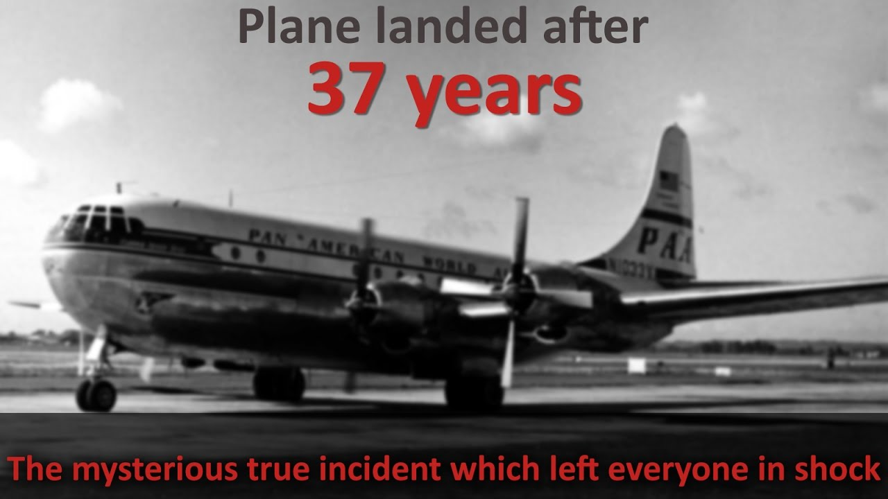 Where Did The First Airplane Flight Take Place with regard to riddle flight 914 the plane disappeared in 1955, landed after 37