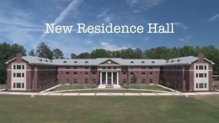 Lander University-The New Residence Hall