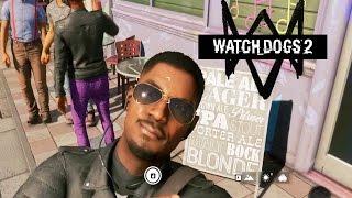 Мэддисон играет в Watch Dogs 2