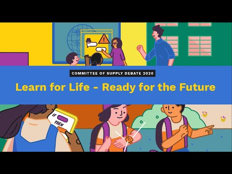 Muhammad Faishal On Learn For Life - Ready For The Future
