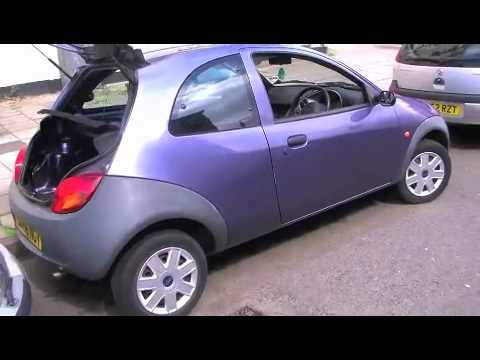 Purple Ford Ka   Www Goodcarshop Co Uk