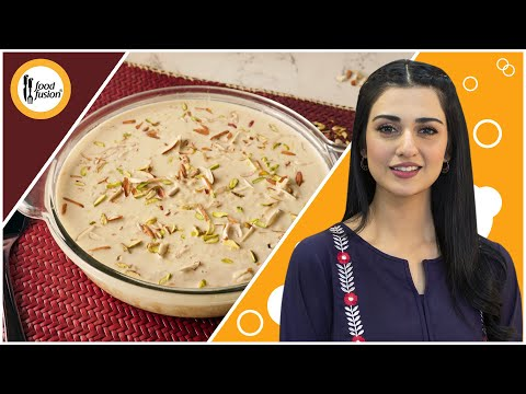 Malai Cake Recipe with Sarah Khan at Food Fusion