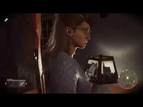 Friday the 13th Game Deborah Kim Car Escape with Tiffany Cox Higgins Haven Small Part VII Jason