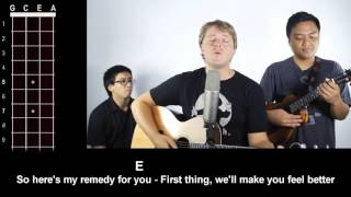 """Hold On Forever"" (Rob Thomas) Ukulele Play-Along!"