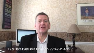 Buy Here Pay Here Chicago - Buy Here Pay Here Car Lots - Car Dealerships Chicago