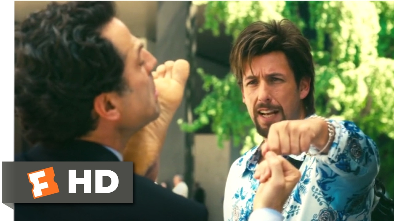 Download You Don't Mess With the Zohan (2008) - Pretzel Fight Scene (4/10) | Movieclips