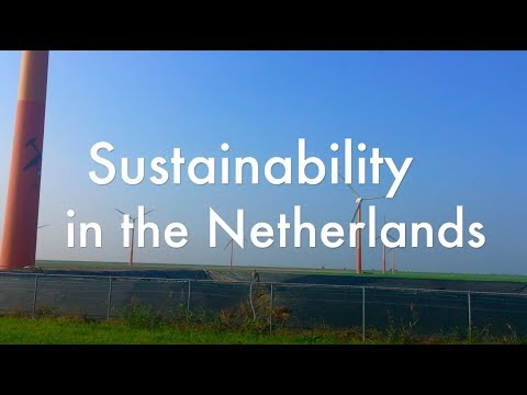 Sustainability in the Netherlands