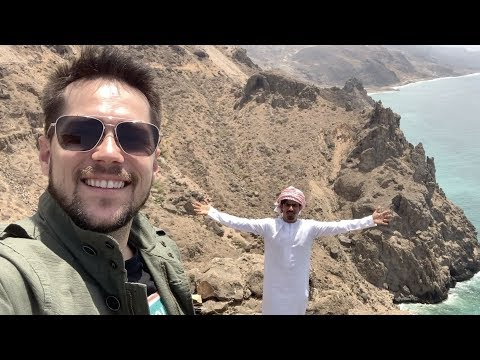 I CROSSED THE BORDER INTO YEMEN (not what I expected) | RS101 Daily Vlog