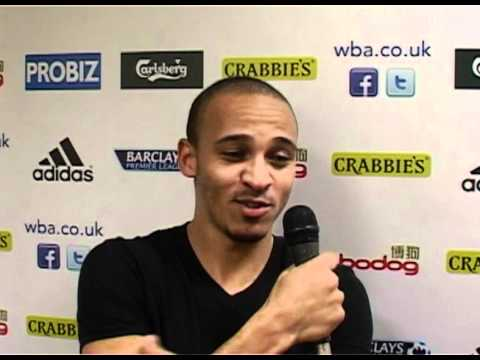 Child's Play with Peter Odemwingie