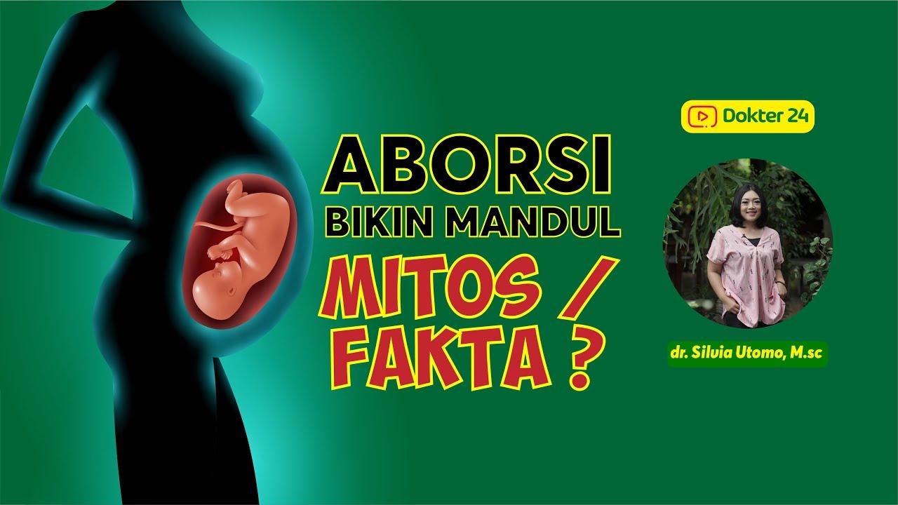 Dokter 24 - Serem! Aborsi Bikin Mandul Cewe??