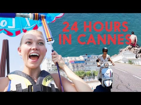 Download Youtube: 24 Hours in Cannes (French Coast!) | Karlie Kloss