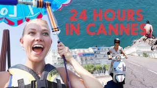 24 Hours in Cannes (French Coast!) | Karlie Kloss