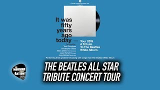 Beatles Tribute Tour ft Todd Rundgren, Micky Dolenz, Christopher Cross, & more!
