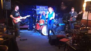 Proud Mary - CCR Tina Turner cover at rehearsal
