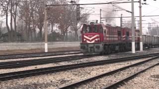 TCDD 24000 Ankara yi Salliyor! ( HD )