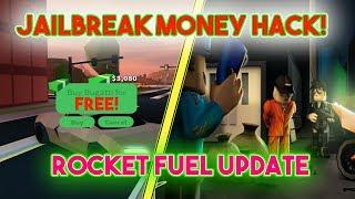 ROBLOX - JAILBREAK *MONEY HACK* WORKING 2018 ROCKET FUEL UPDATE HACK MONEY FAST AND EASY