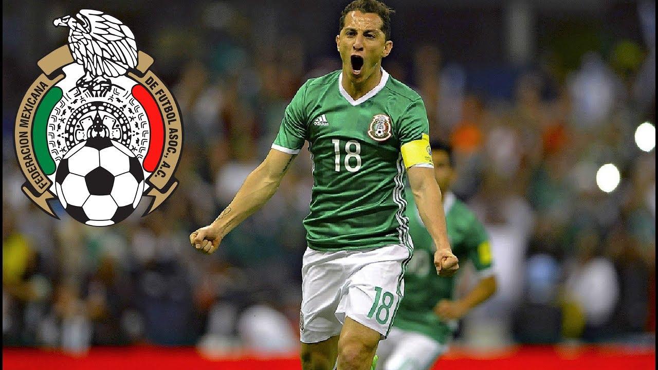 Los 10 Mejores Goles de Andrés Guardado con la Selección Mexicana - YouTube