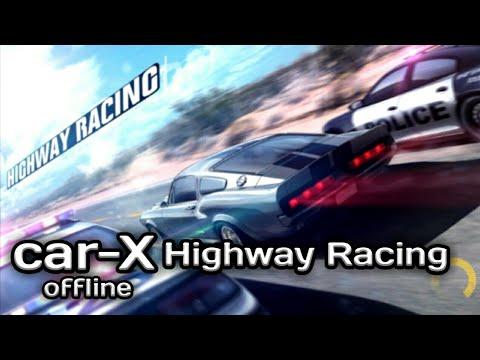Download Game Balap Keren, Grafis Real , Car-X Highway Racing (Link Download Ada Di Deskripsi)