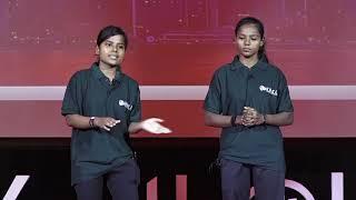 Challenging Fate | Kajal and Anita  | TEDxYouth@LMGC