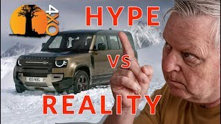DEFENDER 2020. Hype Vs Reality