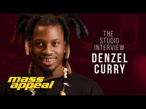 Denzel Curry on South Florida, XXXTentacion, Raider Klvn and More | The Studio Interview