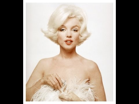 RARE  Marilyn Monroe - The White Feather Boa  Sitting, by Be