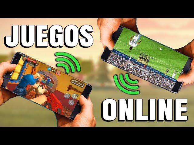 Top 25 Juegos Online Android Y Ios Multijugador Parte1
