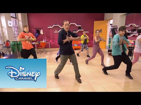 Violetta: Dance Along de Juntos somos más - ¡Aprende la coreografía!