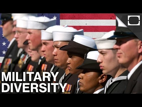 Does The U.S. Military Have A Diversity Problem?