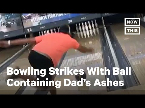 Bowler-Scores-Perfect-Game-With-Ball-Containing-Fathers-Ashes