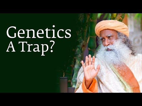 Sadhguru at Harvard: How Your Genetics Can Trap You