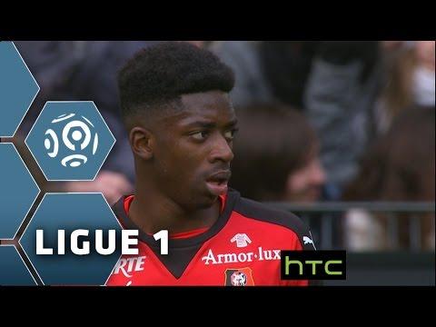 Stade Rennais FC - FC Nantes (4-1) - Highlights - (SRFC - FCN) / 2015-16