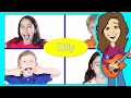 Emotions Song For Children, Kids And Toddlers - feelings By Patty Shukla video
