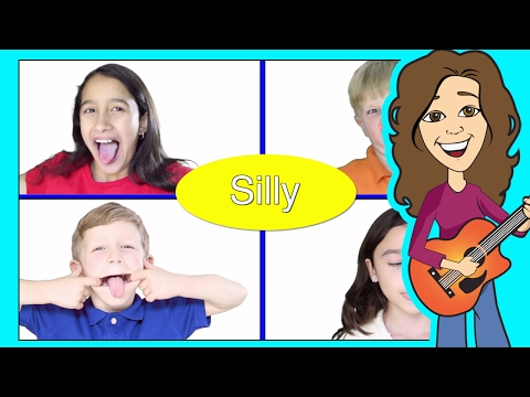 Feelings   Emotions song   Children, Kids and Toddlers music for kindergarten   Patty Shukla