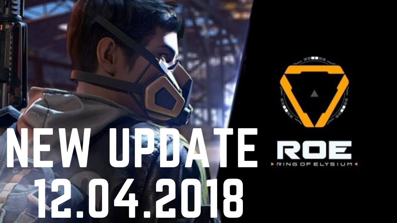 ring of elysium latest patch notes