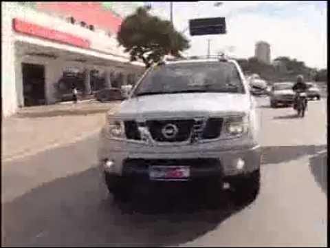 Vrum testa a Nissan Frontier