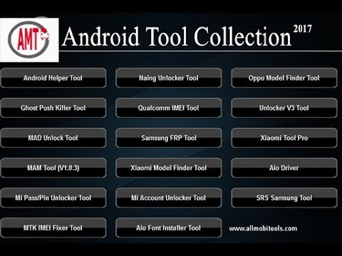 Android Tools Collection 2019 (All In One Frp Tool/iMei Tool) Free Download