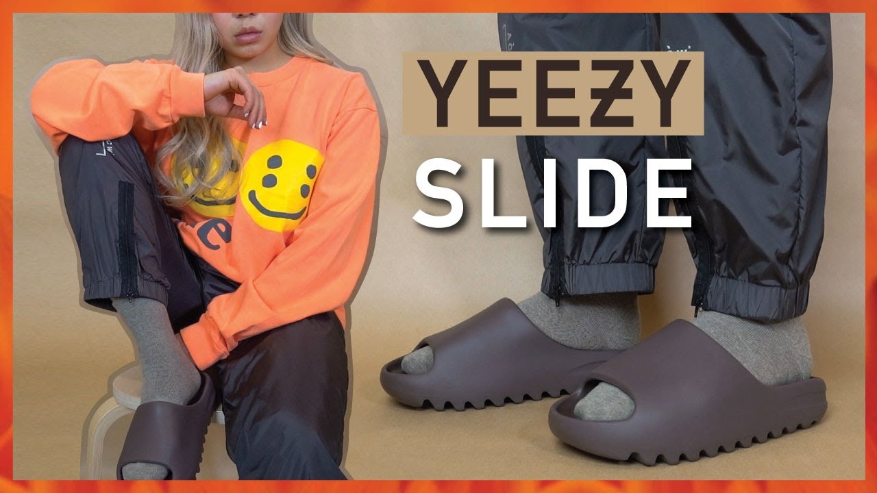 YEEZY Slide 'SOOT' Review + Style Tips