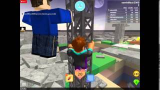 ROBLOX,explique pour koi jetait partie sur BLOOM,SUPER BLOOM SURVIVAL