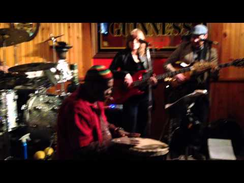 Jump from 6 To 6 - The Brian Downey Band live @ The Black Irish Pub Feb 4th 2015