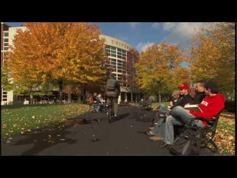 Graduate Student Life in Northeastern University
